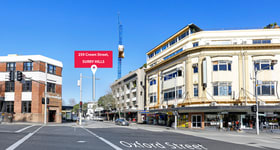 Showrooms / Bulky Goods commercial property for lease at Shop 1/259 Crown  Street Surry Hills NSW 2010