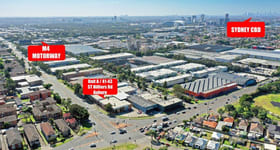 Offices commercial property for lease at Unit A/41-43 St Hilliers Rd Auburn NSW 2144