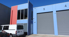 Factory, Warehouse & Industrial commercial property for lease at 5/7 Wyman Place Braeside VIC 3195