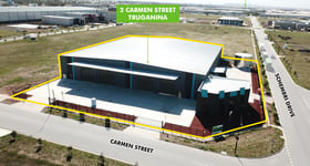 Factory, Warehouse & Industrial commercial property for sale at 2 Carmen Street Truganina VIC 3029