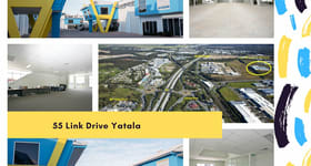 Showrooms / Bulky Goods commercial property for lease at 25/53 - 57 Link Drive Yatala QLD 4207