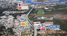 Development / Land commercial property for lease at 45 Caloundra Road Caloundra QLD 4551