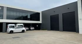 Factory, Warehouse & Industrial commercial property for lease at Unit 11/8 Kearney Street Bayswater VIC 3153