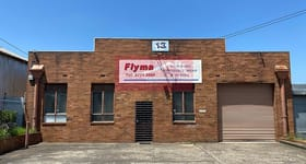 Factory, Warehouse & Industrial commercial property for lease at 13 Harris Street Condell Park NSW 2200