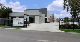 Factory, Warehouse & Industrial commercial property sold at 14 Burgess Road Bayswater VIC 3153
