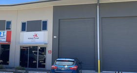 Factory, Warehouse & Industrial commercial property for lease at 13/8 Oxley St North Lakes QLD 4509
