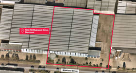 Factory, Warehouse & Industrial commercial property for lease at 106-116 Makland Drive Derrimut VIC 3026
