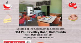 Shop & Retail commercial property for lease at Part/361 Paulls Valley Road Kalamunda WA 6076