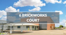 Factory, Warehouse & Industrial commercial property for lease at 6 Brickworks Court Mackay QLD 4740
