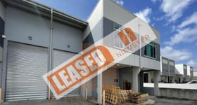 Factory, Warehouse & Industrial commercial property leased at Unit 16/25 Hoskins Avenue Bankstown NSW 2200