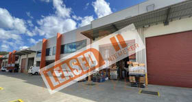 Factory, Warehouse & Industrial commercial property leased at Unit B4/366 Edgar Street Condell Park NSW 2200
