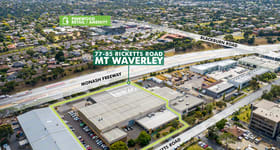 Factory, Warehouse & Industrial commercial property for lease at 77-85 Ricketts Road Mount Waverley VIC 3149