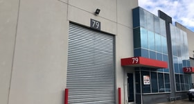 Showrooms / Bulky Goods commercial property for lease at 79 Bakehouse Road Kensington VIC 3031