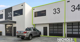 Factory, Warehouse & Industrial commercial property for lease at 33/337 Bay Road Cheltenham VIC 3192