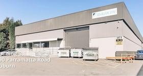 Factory, Warehouse & Industrial commercial property for lease at B/290 Parramatta Road Auburn NSW 2144