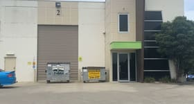 Factory, Warehouse & Industrial commercial property for lease at 2/13 Network Drive Carrum Downs VIC 3201