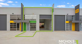 Factory, Warehouse & Industrial commercial property for lease at 9/47 Wangara Road Cheltenham VIC 3192
