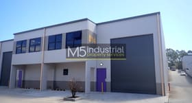 Factory, Warehouse & Industrial commercial property for lease at D14/5-7 Hepher Road Campbelltown NSW 2560