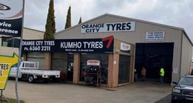 Factory, Warehouse & Industrial commercial property for lease at Unit 1/31 Peisley St Orange NSW 2800