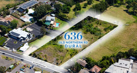 Development / Land commercial property for lease at 636 Old Northern Road Dural NSW 2158