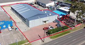Factory, Warehouse & Industrial commercial property leased at 258 Milperra Road Milperra NSW 2214