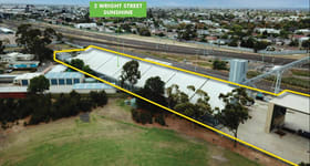 Factory, Warehouse & Industrial commercial property for lease at Lot 1 & 2/2 Wright Street Sunshine VIC 3020