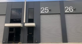 Factory, Warehouse & Industrial commercial property for lease at 25/1470 Ferntree Gully Road Knoxfield VIC 3180