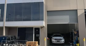 Factory, Warehouse & Industrial commercial property leased at 24/820 Princes Highway Springvale VIC 3171