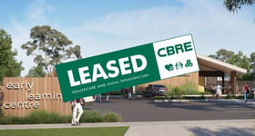 Shop & Retail commercial property leased at 4S Panther Close Clyde North VIC 3978