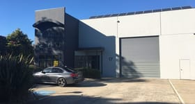 Factory, Warehouse & Industrial commercial property for lease at Unit 17/100 New Street Ringwood VIC 3134
