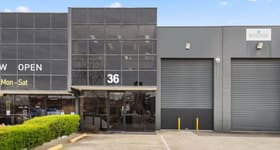 Factory, Warehouse & Industrial commercial property for lease at 36 Metropolitan Ave Nunawading VIC 3131