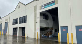 Factory, Warehouse & Industrial commercial property for lease at 12/155 GLENDENNING ROAD Glendenning NSW 2761