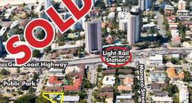 Development / Land commercial property sold at 14 Cannes Avenue Surfers Paradise QLD 4217