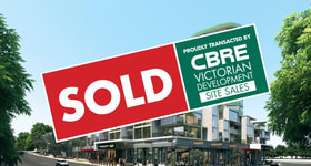 Development / Land commercial property sold at 111 Canning Street North Melbourne VIC 3051