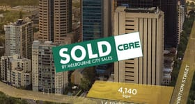 Hotel, Motel, Pub & Leisure commercial property sold at 308 Exhibition Street Melbourne VIC 3000