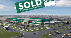 Shop & Retail commercial property sold at BUNNINGS WAREHOUSE YARRAWONGA/Corner Murray Valley Highway and Frank Drive Yarrawonga VIC 3730