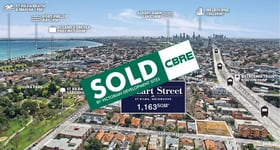 Development / Land commercial property sold at No. 2 Mozart Street St Kilda VIC 3182