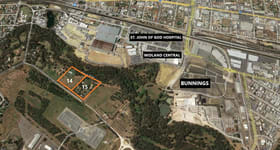 Development / Land commercial property for sale at Lots 14 & 15 Stirling Crescent Hazelmere WA 6055