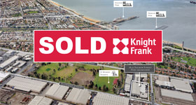 Development / Land commercial property sold at 18-22 Salmon Street Port Melbourne VIC 3207