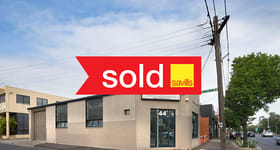 Offices commercial property sold at 44 Alexandra Parade Clifton Hill VIC 3068