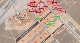 Development / Land commercial property for sale at Lot 428 KSBP/21 Loreto Circuit Port Hedland WA 6721