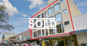 Offices commercial property sold at Levels 1-3, 110 Spring Street Bondi Junction NSW 2022