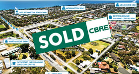 Development / Land commercial property sold at 646 Nepean Highway Mount Martha VIC 3934