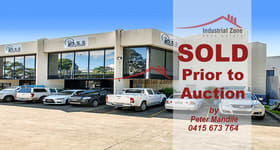 Factory, Warehouse & Industrial commercial property sold at 3/60 Fairford Road Padstow NSW 2211