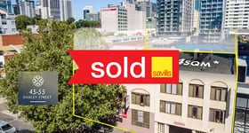 Hotel, Motel, Pub & Leisure commercial property sold at 45-55 Dudley Street West Melbourne VIC 3003