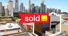 Offices commercial property sold at 21 Yarra Place South Melbourne VIC 3205
