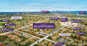 Development / Land commercial property sold at 104 Doncaster Road Balwyn North VIC 3104