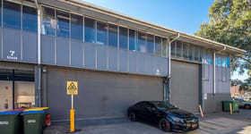 Factory, Warehouse & Industrial commercial property sold at 8-10 Burrows Road St Peters NSW 2044