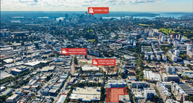 Development / Land commercial property sold at 5-15 Dunning Avenue & 3  Mentmore Avenue Rosebery NSW 2018