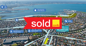 Development / Land commercial property sold at 9-27 Kororoit Creek Road Williamstown VIC 3016